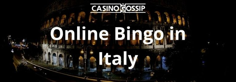 Online Bingo in Italy