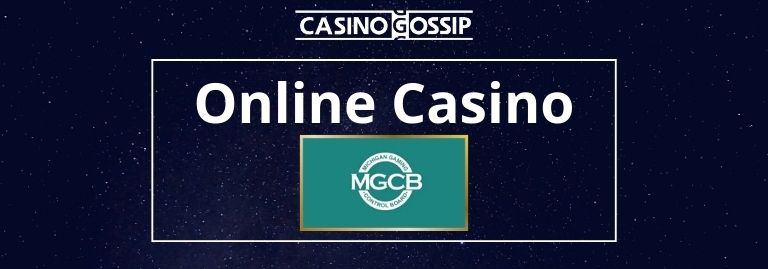 Online Casino Licensed by Michigan Gaming Control Board