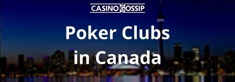 Poker Club in Canada