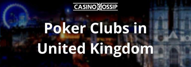 Poker Club in United Kingdom