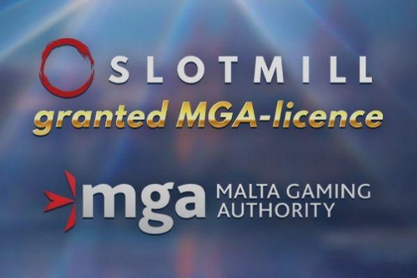 Slotmill granted MGA B2B License