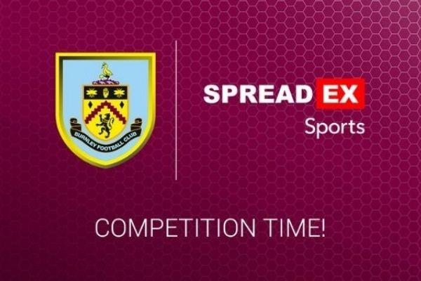 Bookmaker Spreadex is the new sponsor of Burnley FC