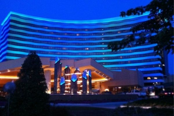 Choctaw Casino and Resort's expansion nears completion