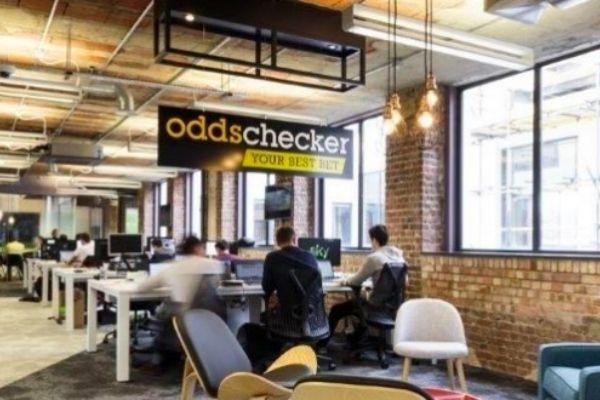 Flutter agrees £155m sale of Oddschecker to sports disruptor Bruin Capital