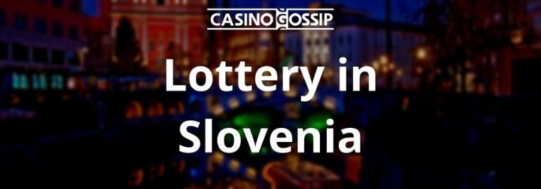 Lottery in Slovenia