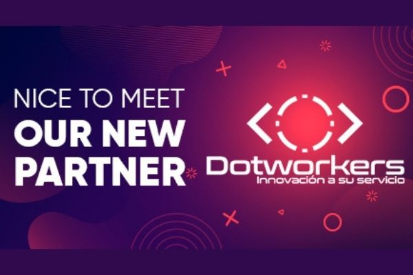 New Partnership Endorphina with Dothworkers