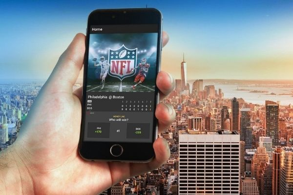 New York calling for mobile sports betting platform providers