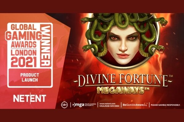 Divine Fortune™ Megaways™ named Product Launch of the Year