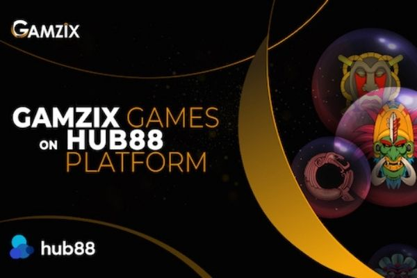 GAMZIX Has Deal with HUB88