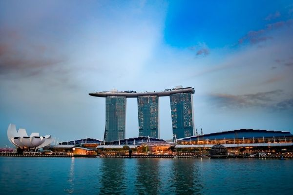 Marina Bay Sands reopens casino as staff vaccination rate hits 90%