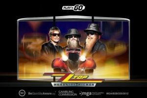 Play'n GO hit the road with ZZ Top