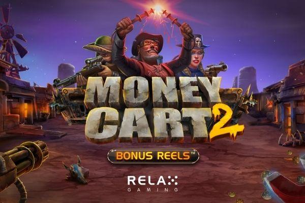 Relax Gaming discusses latest release Money Cart 2 Bonus Reels