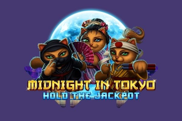 WAZDAN Explores by Moonlight in Feature - Filled Midnight in Tokyo