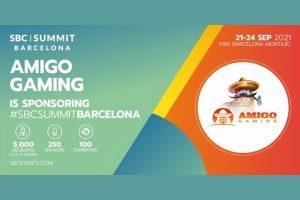 Amigo Gaming at SBC Summit in Barcelona
