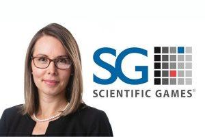 Connie James appointed Scientific Games CFO