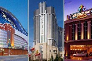 Detroit Casinos Report $113.82M in Revenue During August