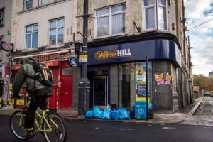 Gambling firm 888 buys William Hill International in £2.2bn deal
