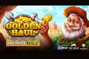 Yggdrasil and ReelPlay team up for Bad Dingo's Golden Haul Infinity Reels