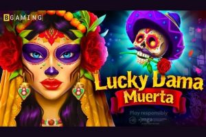 BGaming Joins Mexican Carnival in its new Lucky Dama Muerta slot