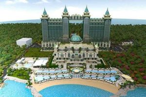 Opening date of Cebu IR Emerald Bay Delayed to Early 2023