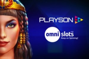Playson Signs Distributuion Deal with OmniSlots